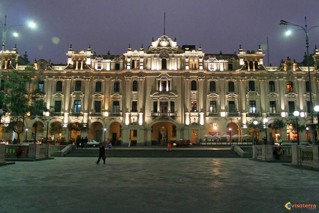 The Gran Hotel Bolivar Lima Peru Trip Travel San