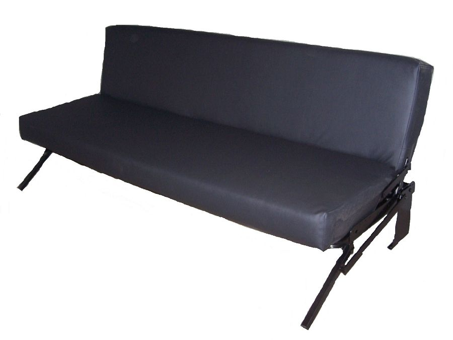 101099 Toyhauler Wallmount Jack Knife Sofa   Rv sofa bed ...