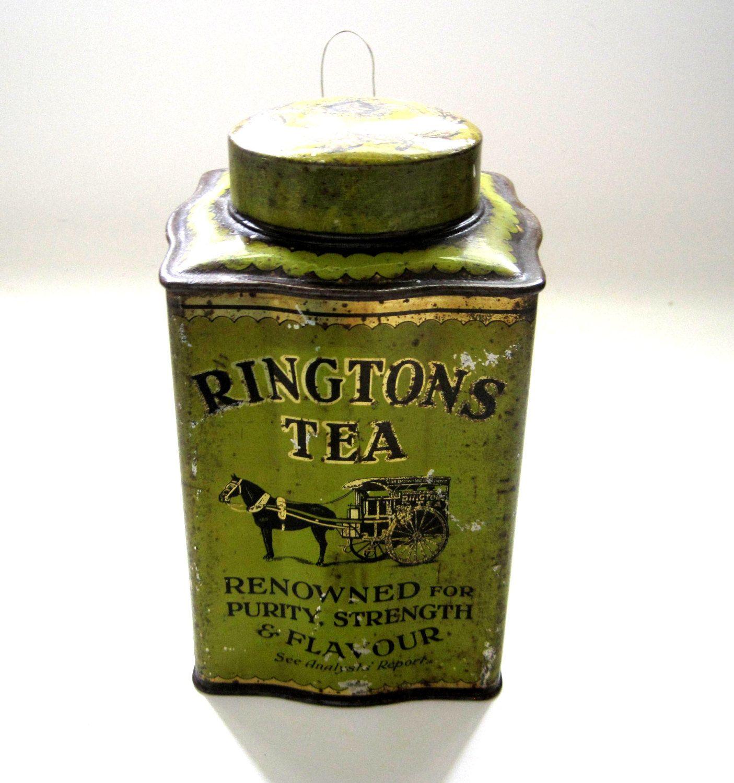 Ringtons tea antique tea tin england newcastle upon tyne ringtons tea antique tea tin england newcastle upon tyne vintage tea tin negle Choice Image