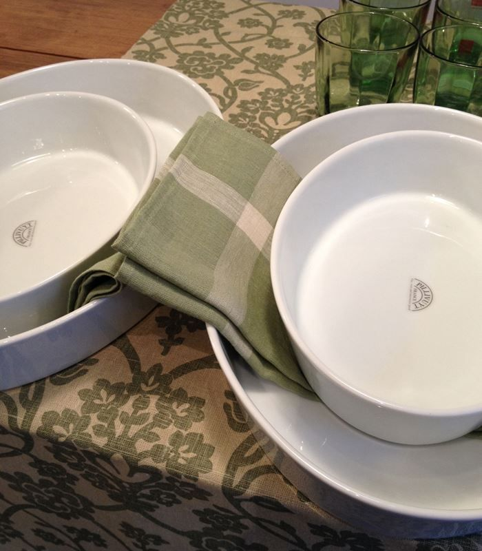 Classic Pillivuyt Bakers At Boxwood Linen Hillsdale Ny Dog Bowls Hillsdale Tableware
