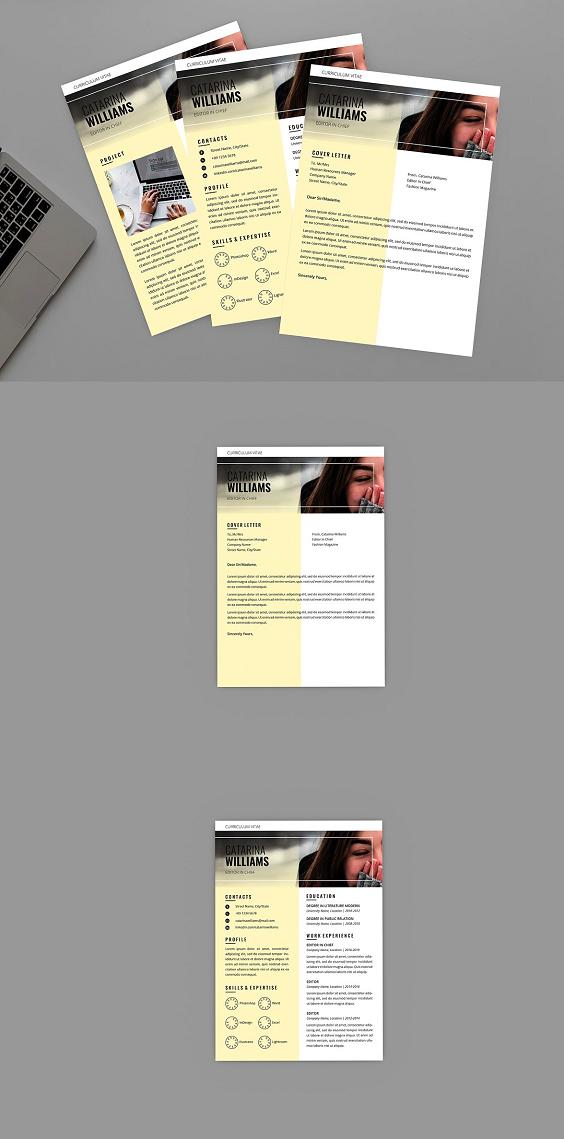 Cv Option Resume Designer Resume Design Cv Design