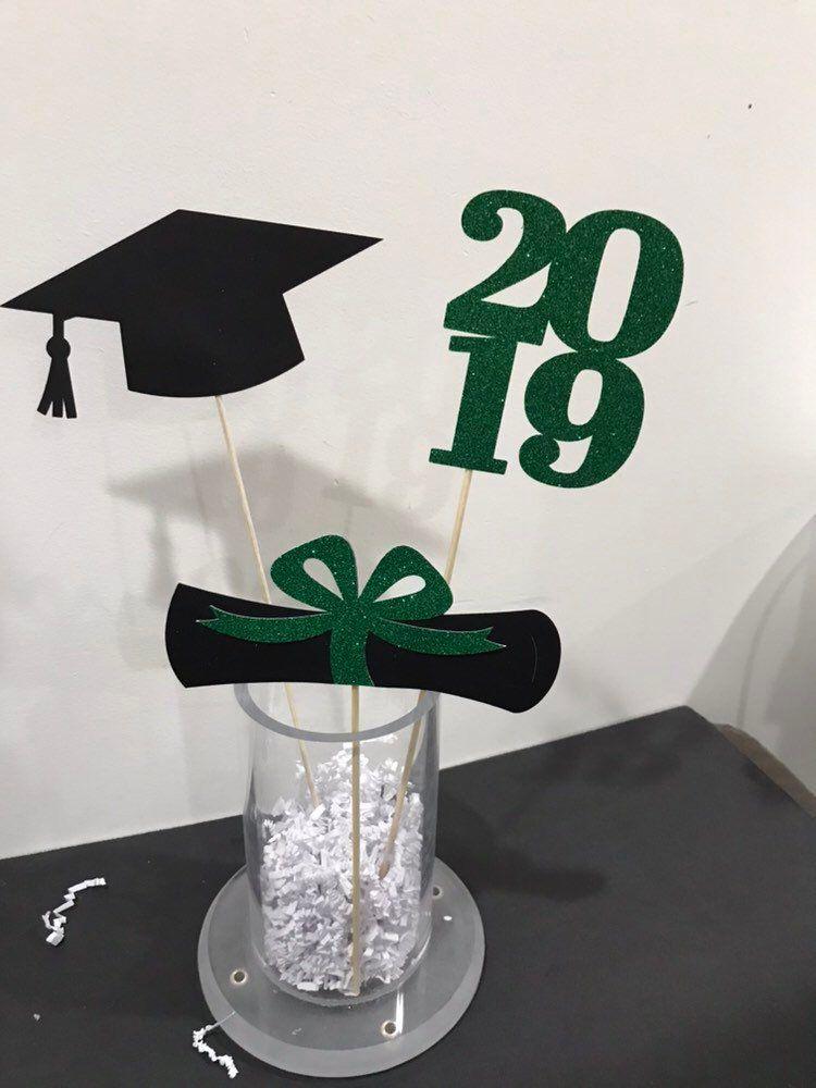 2020 Graduation Party Supplies.Graduation Party Decorations 2020 Graduation Centerpiece
