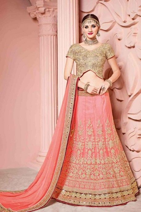f7f4b0bf5c #Lady #Queen #Lehenga #Catalogue by #Patang #Sarees - #Wholesale #Catalog  #FullSet Total #Design: 6 #Work: #Embroidery #Fabric: #Silk