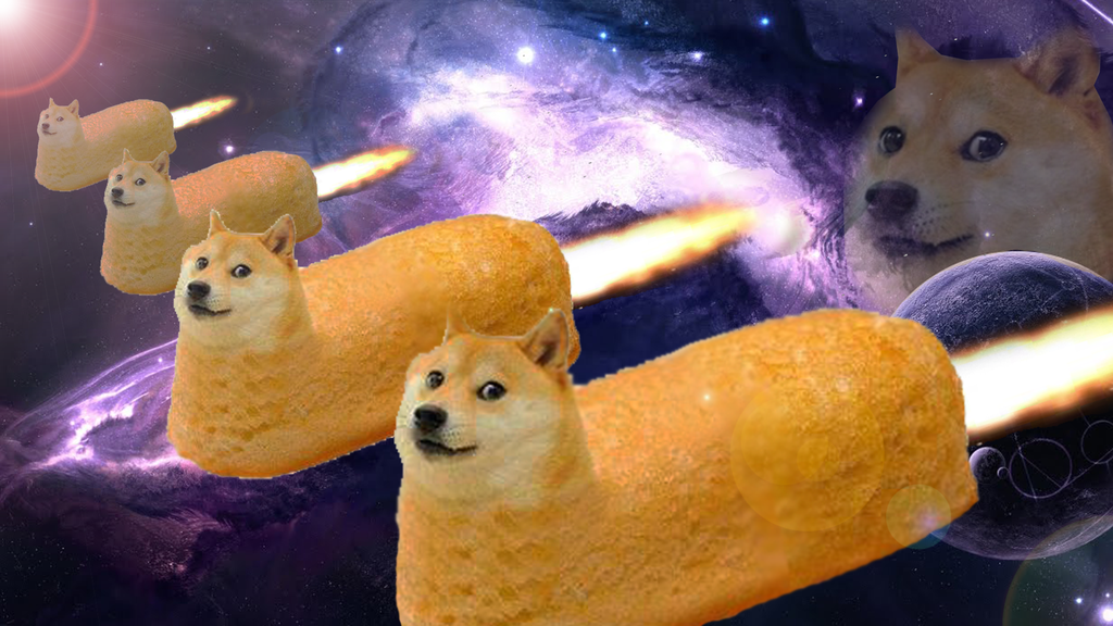 wow very chilllli suace amaze still smile smile oh doge