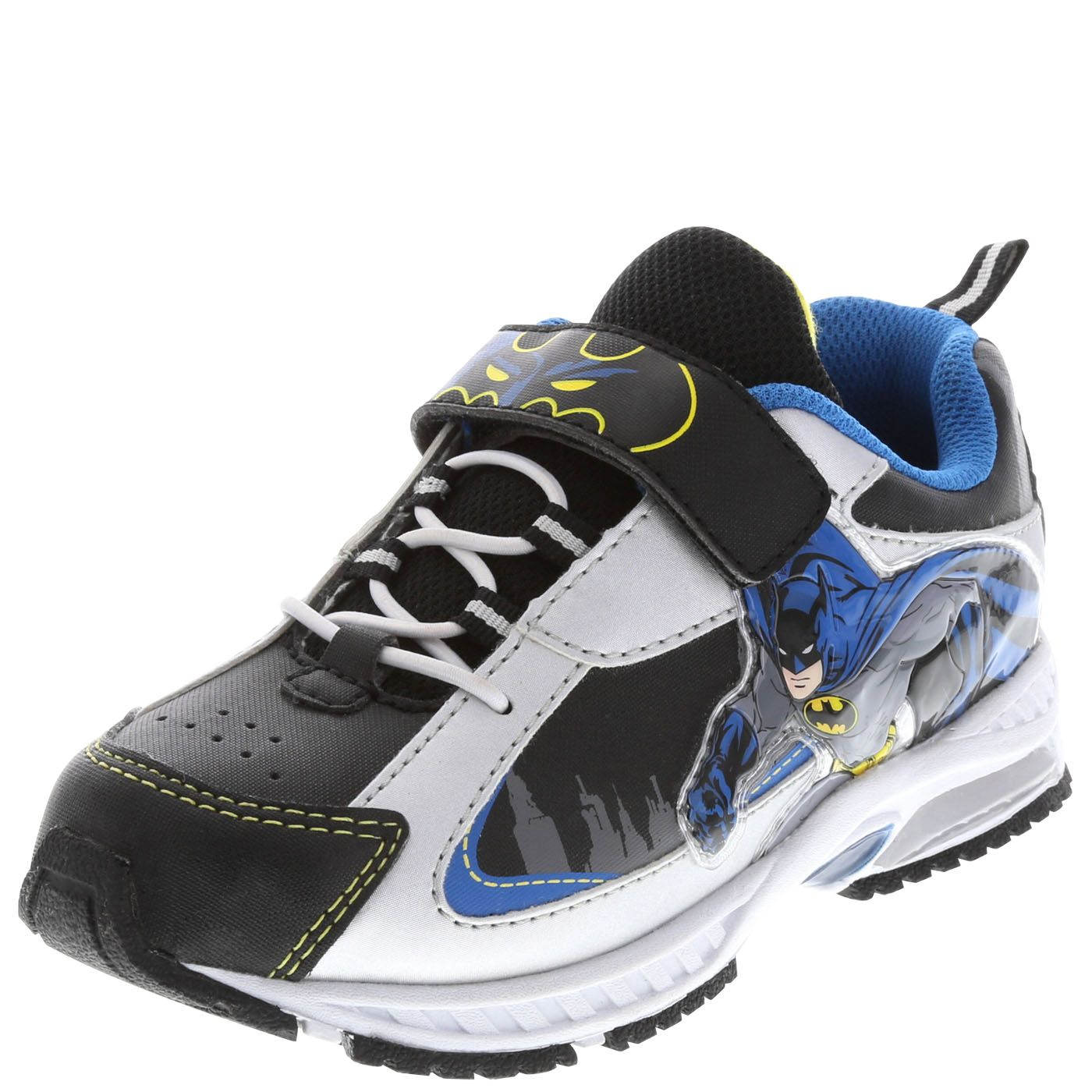 16b439ae6f These Batman runners will soon be his favorite.   Payless ShoeSource ...