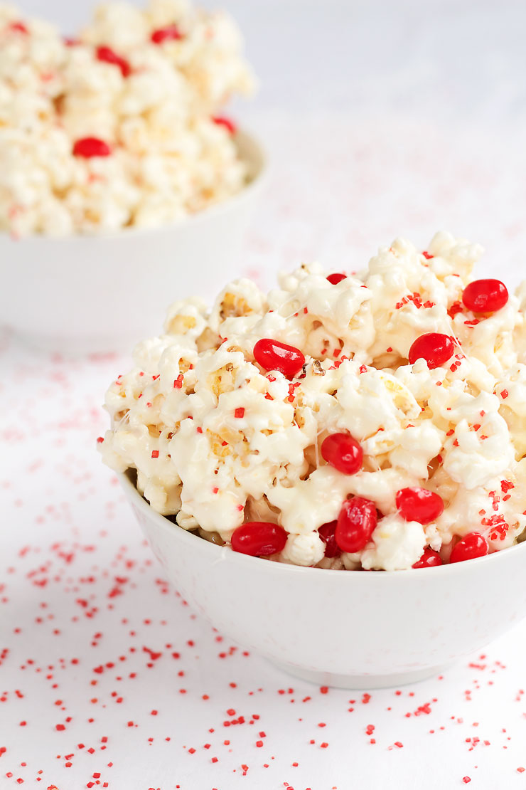 Photo of Popcorn Bonbons mit Gummibärchen | Der Bärenfußbäcker –  Popcorn Candy Recip…