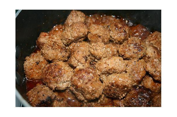 Barbecue Meatballs | Recipe | Recipes, Dog food recipes ...