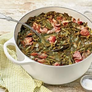 The ultimate classic collards recipe southern living southern soul food forumfinder Gallery