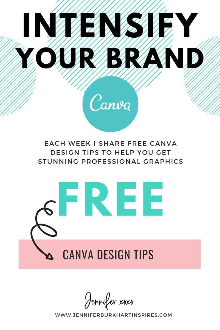 Jennifer burkhart inspires if you arent using canva for
