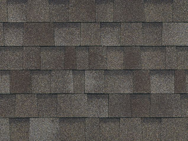 Roof Owens Corning Oakridge Shingles Driftwood Cook