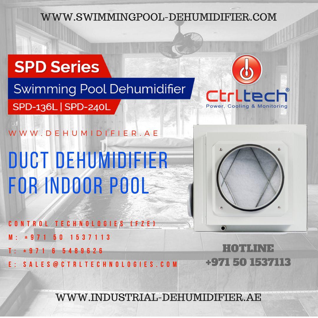 SPD Series | Dehumidifiers, Swimming pools, Indoor swimming ...