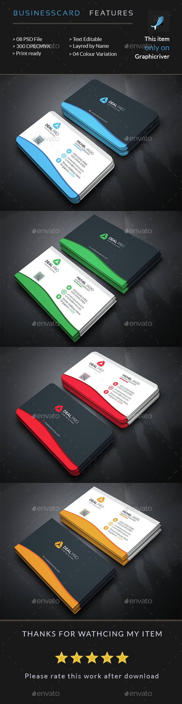 Download free graphicriver simple business card all black blue download free graphicriver simple business card all black blue bothsidedesign bundle reheart Gallery