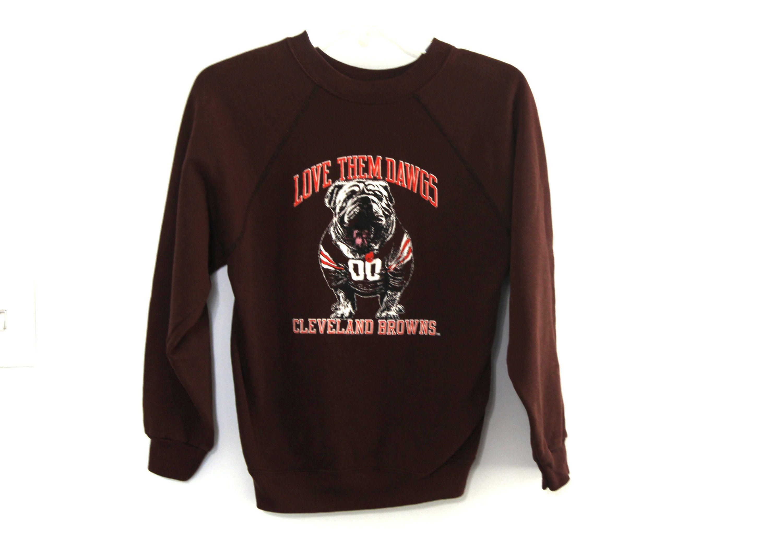 cleveland browns dawg pound shirt