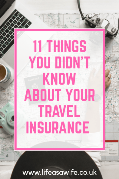 11 Facts You Didn T Know About Your Travel Insurance Policy With