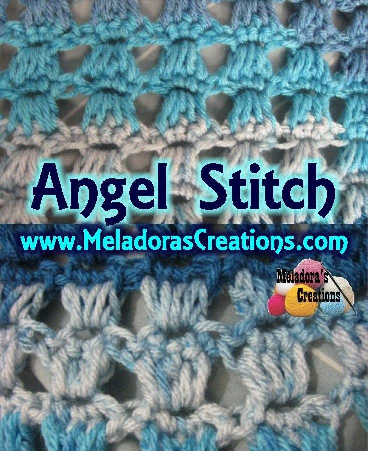 Angel Stitch Pinterest Crochet Patterns Pinterest Crochet