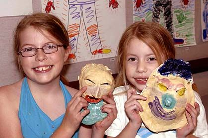 Worry dolls, posters, masks and mandalas help kids cope with cancer