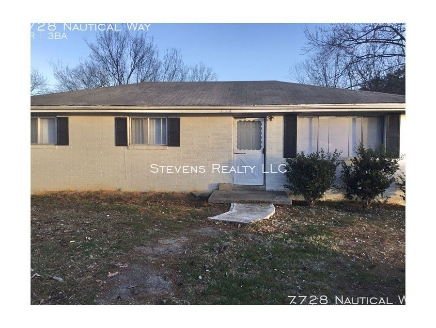 4 Bedrooms House 3 Full Baths Move In Ready Situated At 7728 Nautical Way Chattanooga Tn Give Us A Call Now House For Lease Renting A House Chattanooga