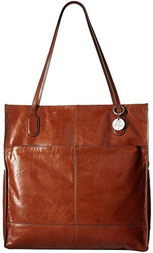 Hobo International Handbags Vintage Leather Finley Tote Bag Henna