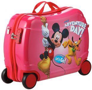 Disney Maleta Correpasillos Mickey Mouse Bolsa de Viaje