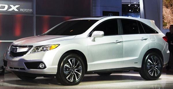 Acura RDX   New 2013 Car Models Coming Out For Sale in USA ...