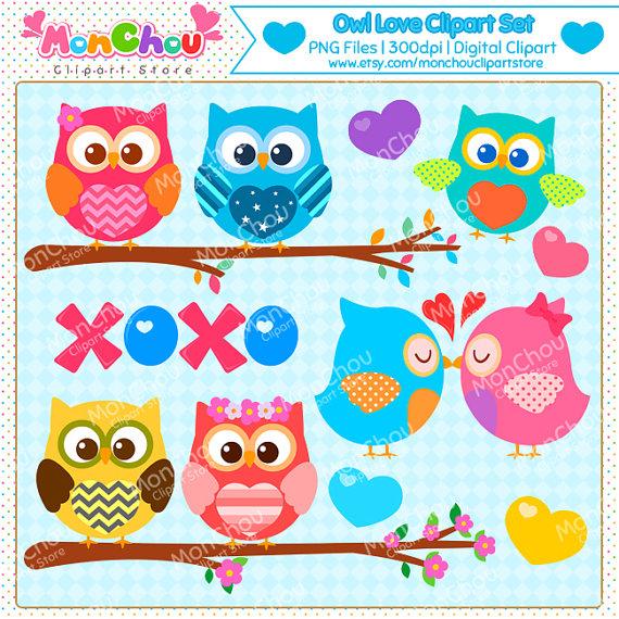 41+ Cute owl clipart love ideas
