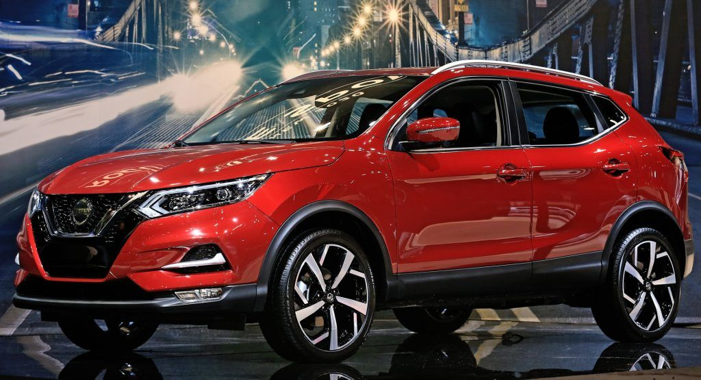 2020 Nissan Rogue Sport Facelift Boasts New Styling And Standard Safety Shield Tech Nissan Rogue Nissan Car Design