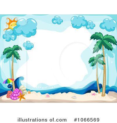 tropical beach border - Google Search | Tropical beach ...