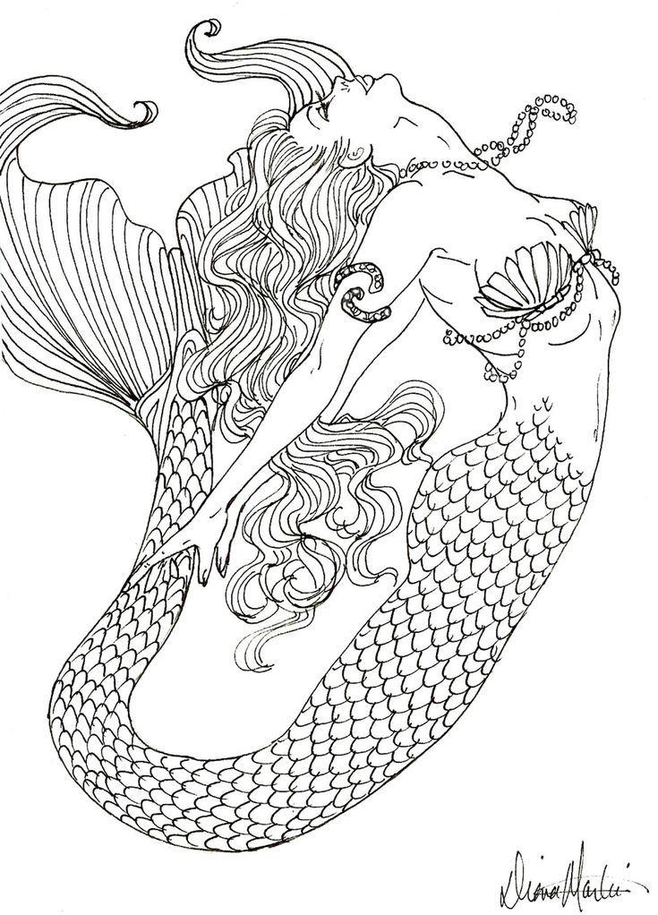 malvorlagen meerjungfrauen malvorlagen zum ausdrucken von