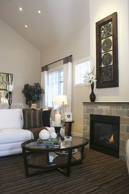 Tall Narrow Fireplace Mantel Mania Sprucing The E Above Your