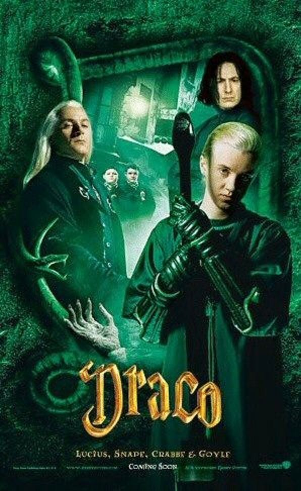 Harry Potter And The Chamber Of Secrets Harry Potter Und Die Kammer Des Schreckens 2002 Draco Harry Potter Harry Potter Poster Draco Malfoy