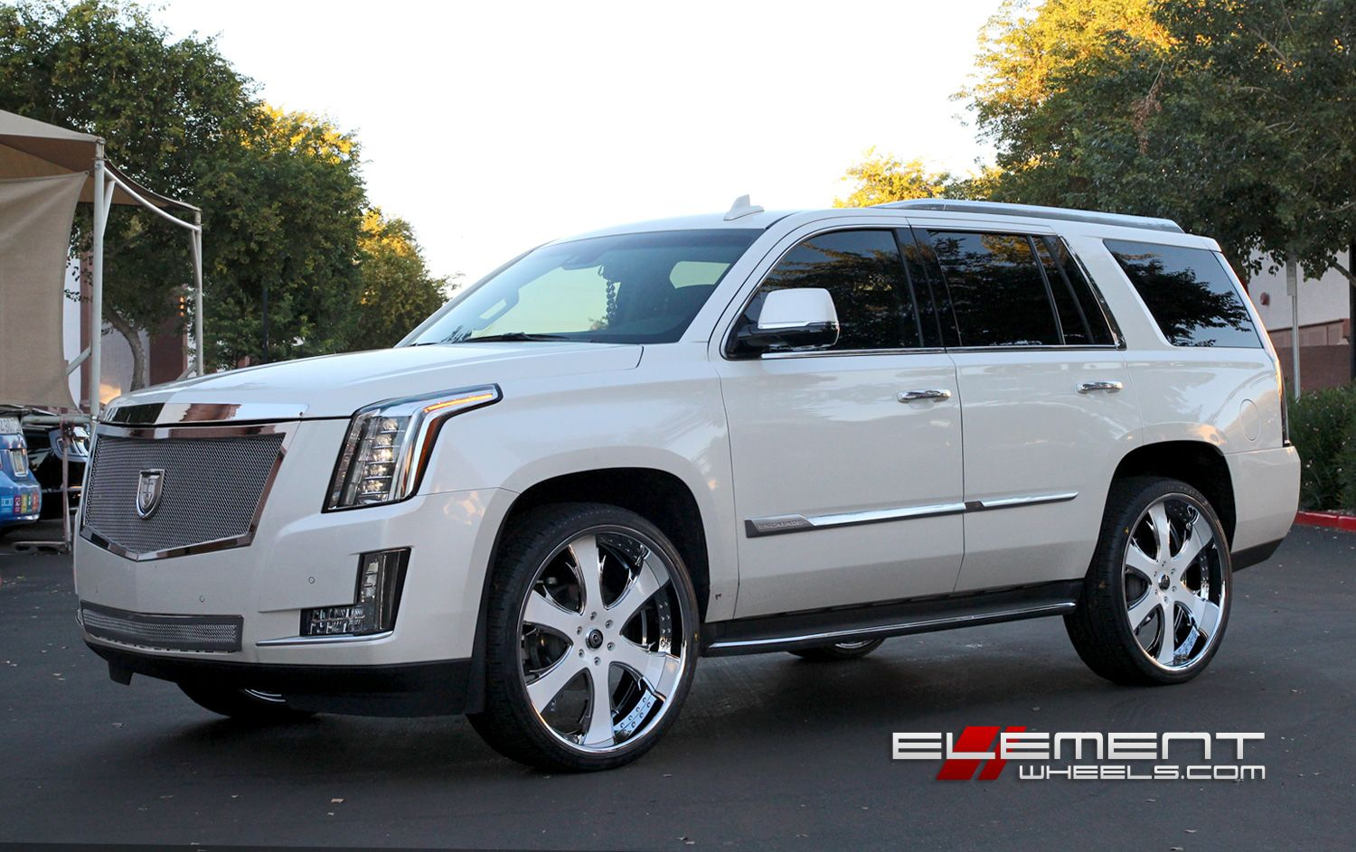 cadillac new escalade ext third truck reviews quarter best panel rear cars