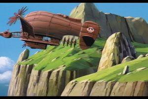 歴代ジブリ作品に登場する戦闘用の兵器一覧 ジブリ 宮崎駿 アニメ 背景