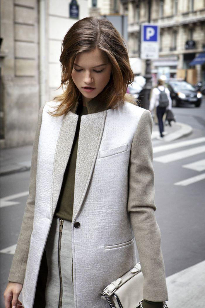 Pas besoin d efforts consid rables pour arborer un look for Le style minimaliste