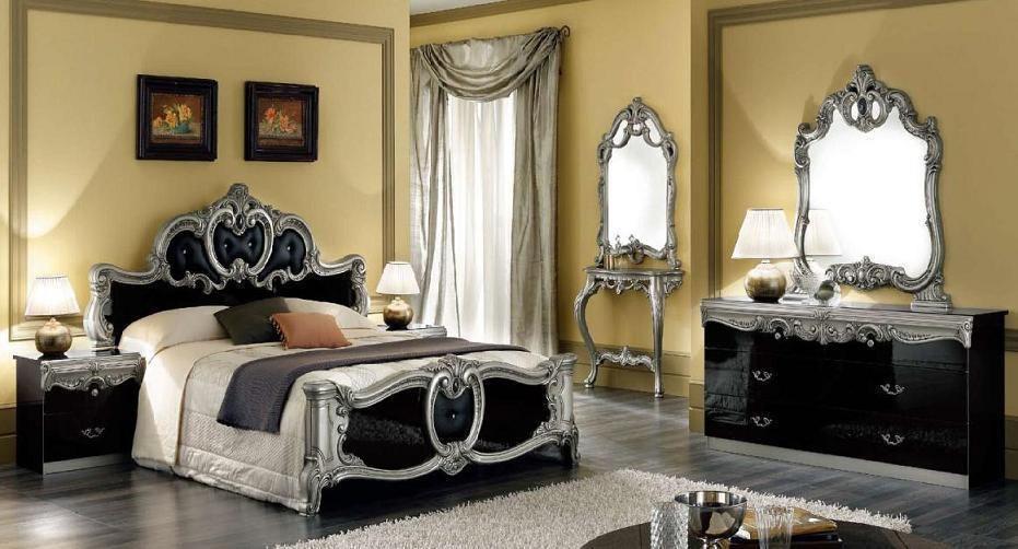 Schlichte Schlafzimmer Set Toronto #Badezimmer #Büromöbel