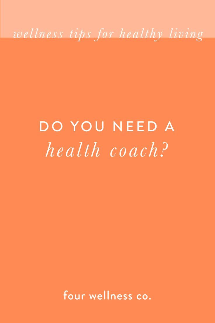 Do you need a health coach? // Learn how a health coach can help you create long-term, sustainable h...