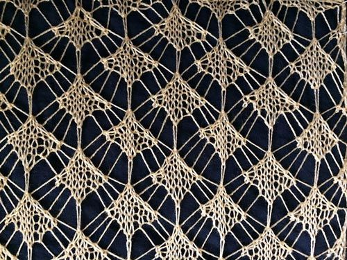 Knit Curtains and Valances for Your Windows – a dozen free patterns – Grandmother's Pattern Book