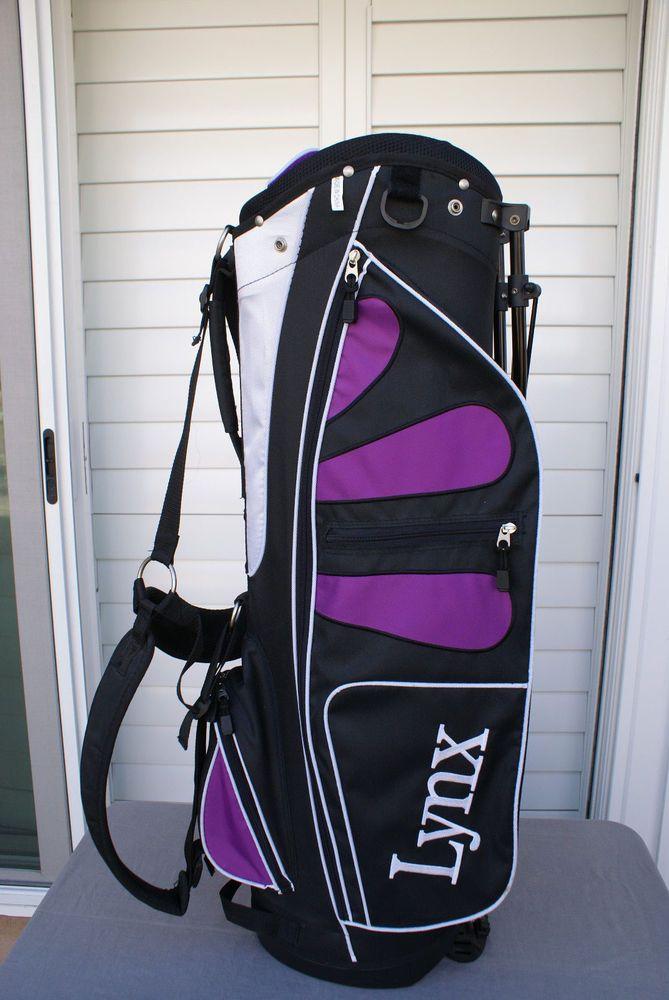 Golf Lynx Lightweight Stand Bag