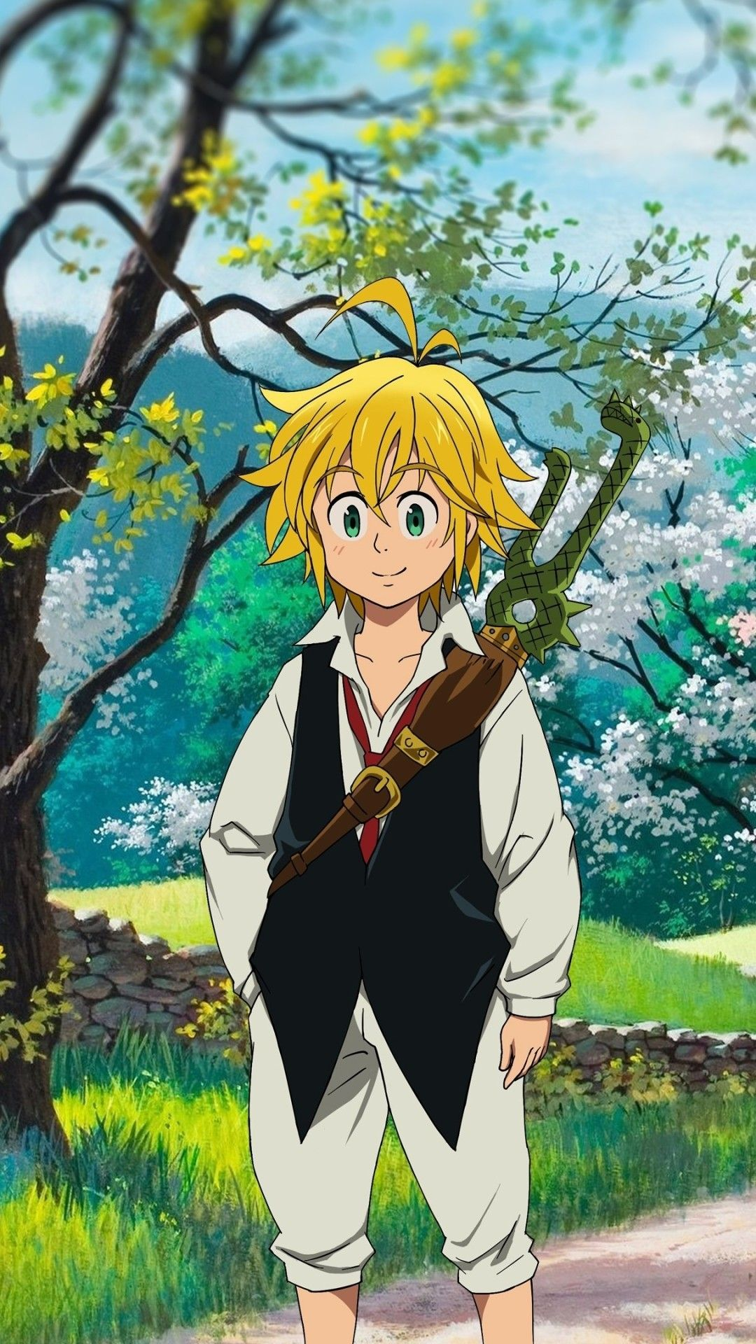 Check The Link To Download Hd Wallpapers Of The Seven Deadly Sins And More Pc Phone Anime Th Seven Deadly Sins Anime Fantasy Seven Deadly Sins Anime