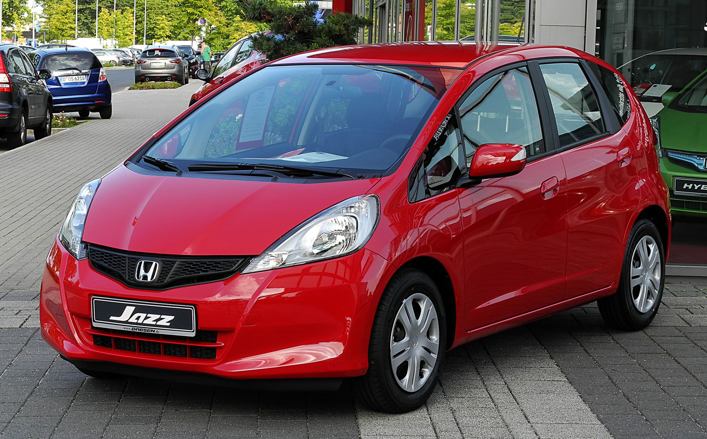 honda jazz facelift to launch in first week of july automobile car