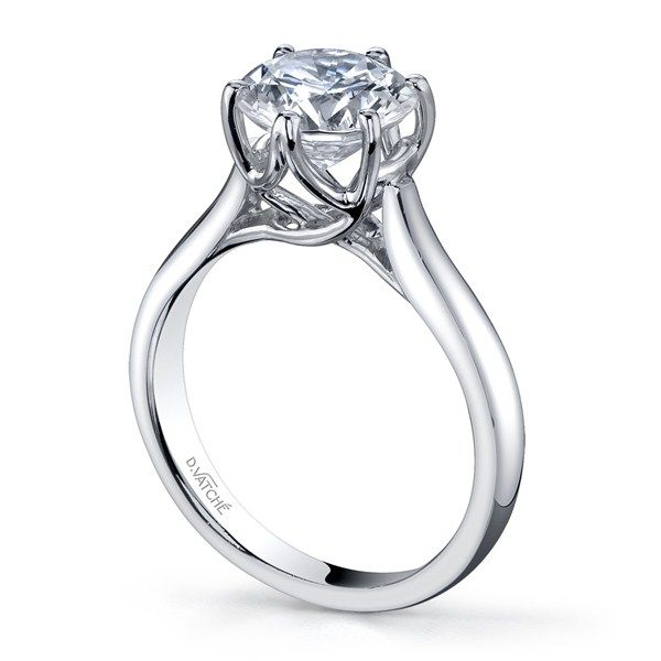 58b5d5b05c293 Search | 钻戒 | Engagement rings, Crown engagement ring, Round ...