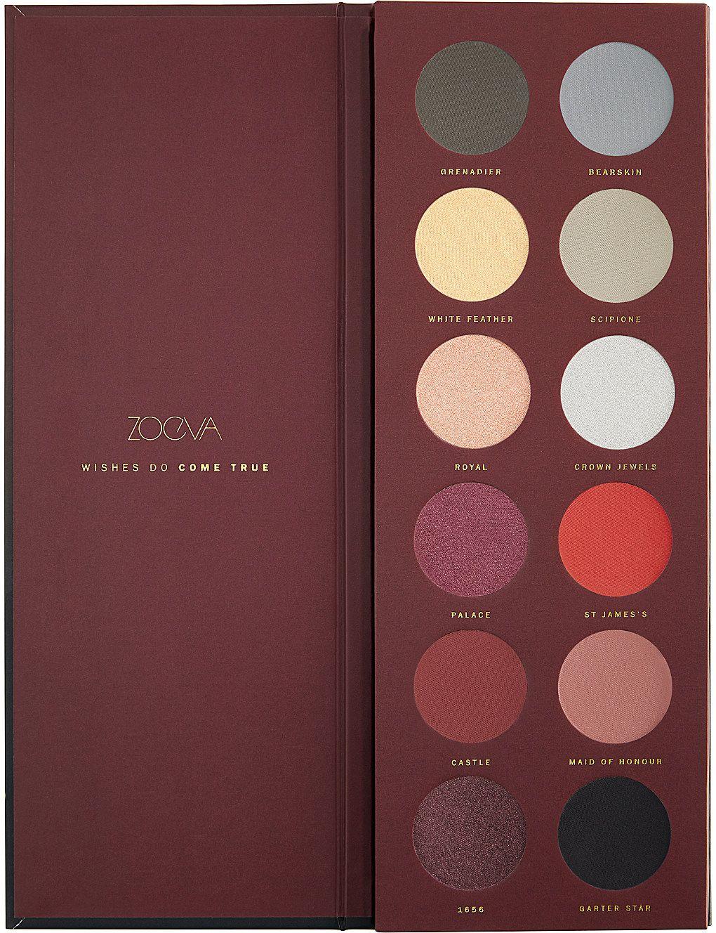 zoeva queens guard eyeshadow palette beauty pinterest kosmetik. Black Bedroom Furniture Sets. Home Design Ideas