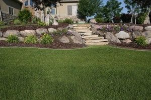 Garden Ideas On A Hill ideas for landscaping a hill | tips to control erosion on slopes