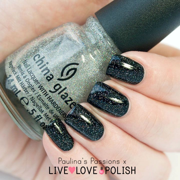 China Glaze Fairy Dust Nail Polish Swatch | China glaze, Swatch and ...