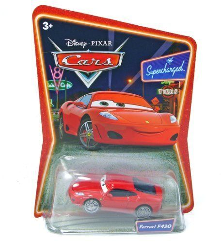 Allmakingall Com Ferrari Ferrari F430 Disney Pixar Cars