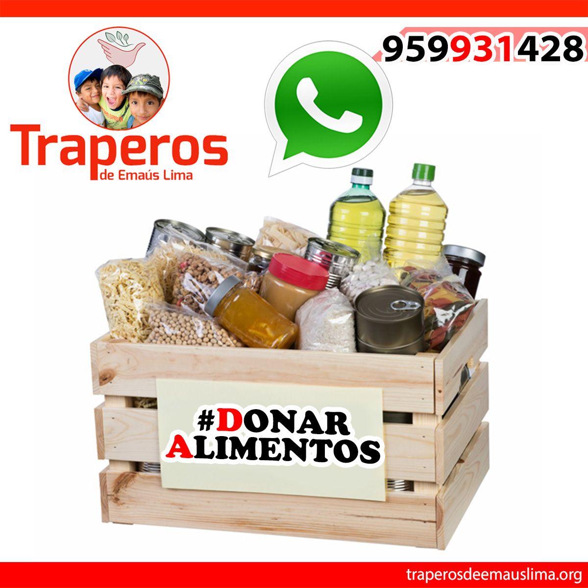 Donacion De Alimentos Donacion Alimentos Reciclaje