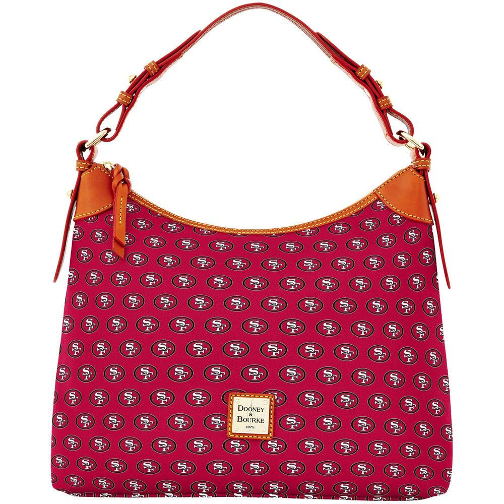 eed553c75db7 49ers Dooney   Bourke Women s Hobo Purse  49pursessanfrancisco ...