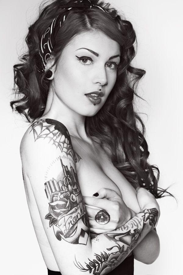 Victoria van Violence II by Zylberberg on deviantART tattoos