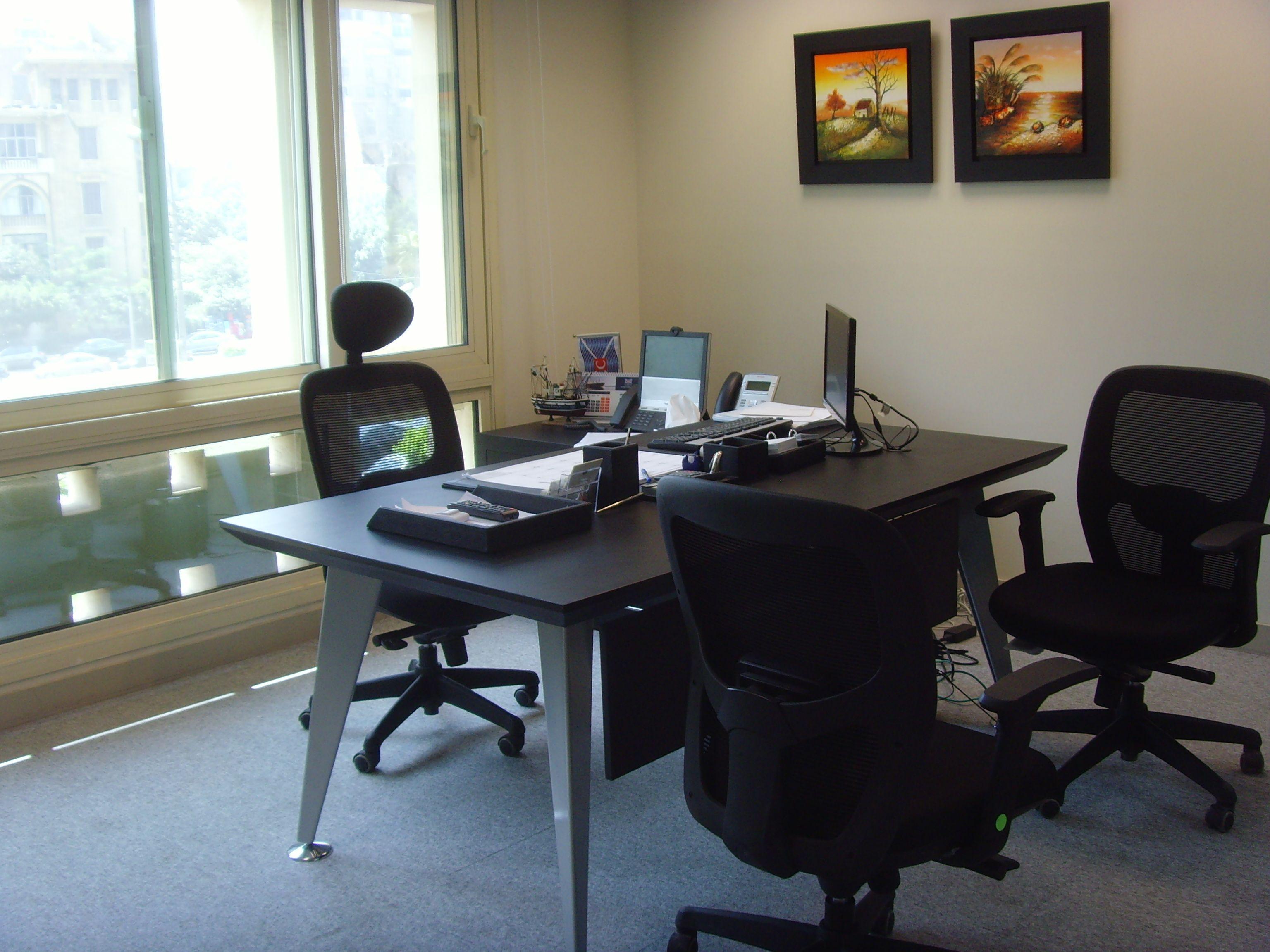 Private Office Furniture Home Decor