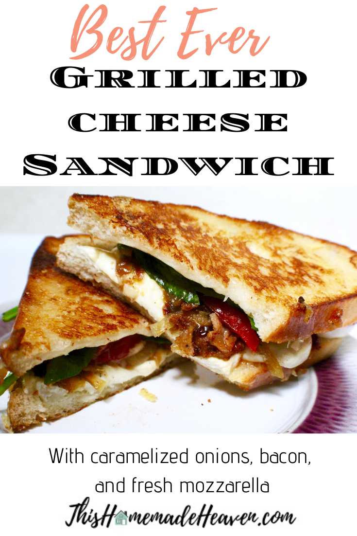 Gourmet Grilled Cheese Recipe Gourmet grilling