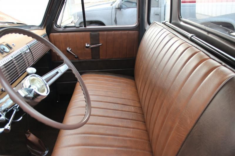 Love This Bench Seat Truck Interior Accessories Truck Interior Classic Cars Trucks